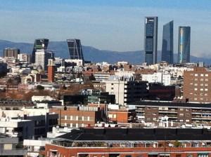 Juegos Olímpicos en Madrid