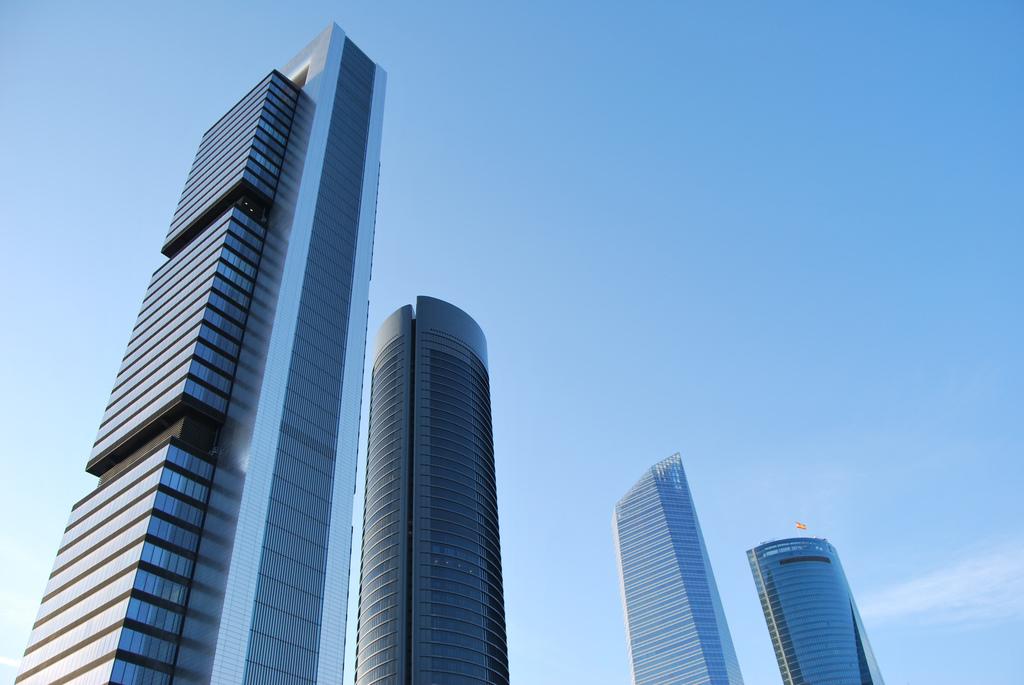 Grandes proyectos urbanísticos en Madrid