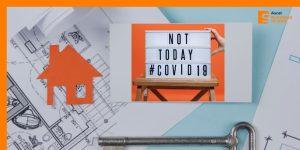 Crisis en el sector inmobiliario: compraventas de viviendas bajan debido al Covid-19